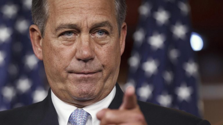 Former House Speaker John Boehner (AP Photo/J. Scott Applewhite, File)
