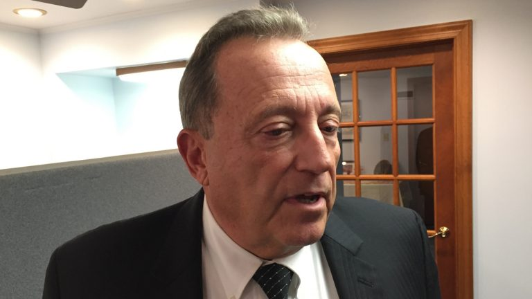 Richard Bozza of the New Jersey Association of School Administrators says the proposal for raising the cap on superintendents' salaries to $191