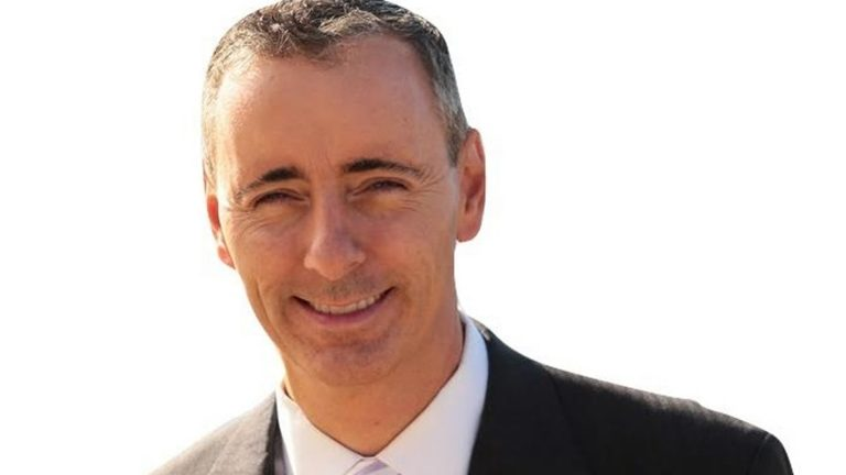 Brian Fitzpatrick is making a late run for his brother's congressional seat. (Image via Montgomery County Democracy for America)