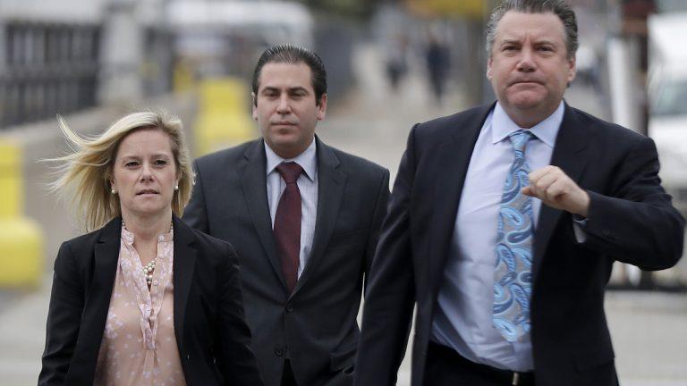 New Jersey Gov. Chris Christie's former Deputy Chief of Staff Bridget Anne Kelly