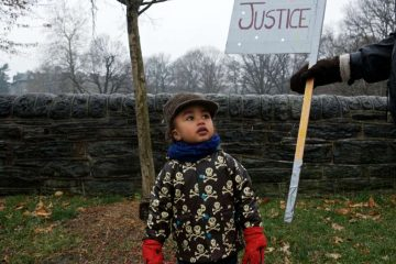 The Children's March in Mt. Airy will be held on Saturday. (Bas Slabbers/for NewsWorks)