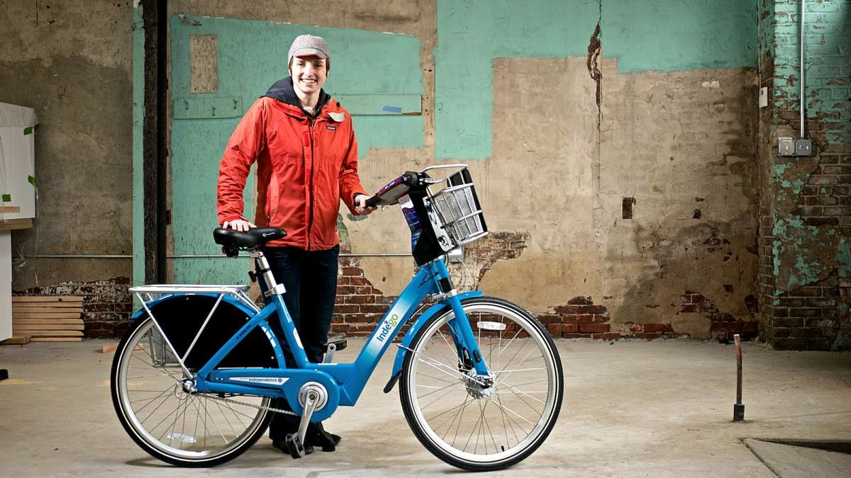 Check back this week to learn about Mt. Airy resident Alison Cohen's involvement in Philly's new bike share program. (Bas Slabbers/for NewsWorks)