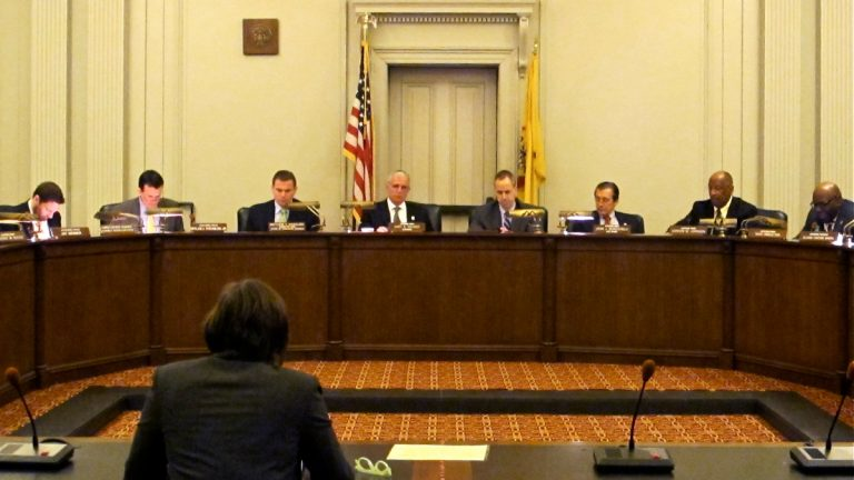 Assembly Budget Committee(Phil Gregory/WHYY)