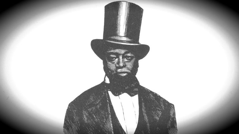 Samuel Burris, a free black man and conductor of the Underground Railroad, was caught helping a slave escape Delaware in 1847. He was pardoned last year by Gov. Jack Markell, D-Delaware. (photo courtesy Delaware.gov)