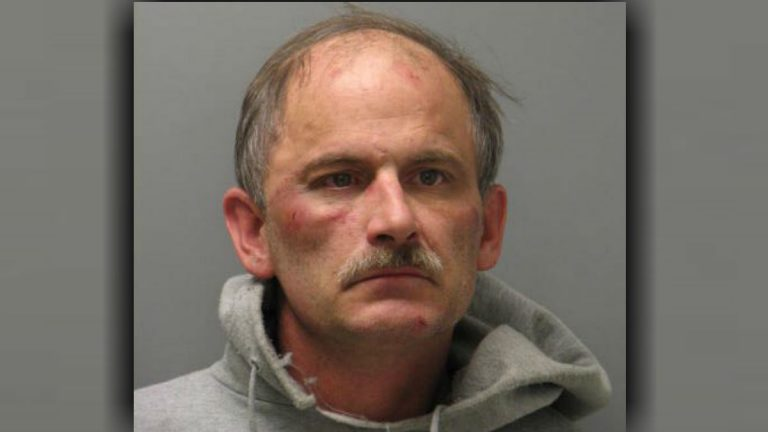 Charles Butler, 51, of Hockessin, faces charges in a string of robberies this month. (photo courtesy Del. State Police)