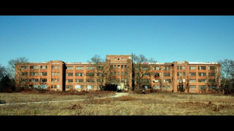 Philadelphia State Hospital, also known as the Byberry mental asylum (Photo by John Webster)