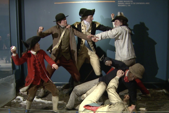 The Museum of the American Revolution