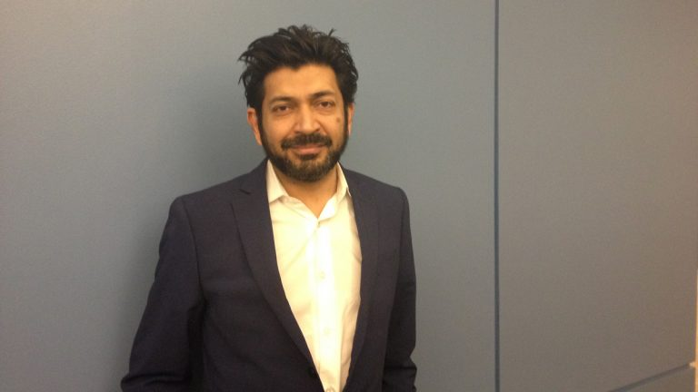 Siddhartha Mukherjee is the author of the 2010 Pulitzer Prize-winning book that served as the inspiration for the PBS documentary. (Megan Pinto/for WHYY)