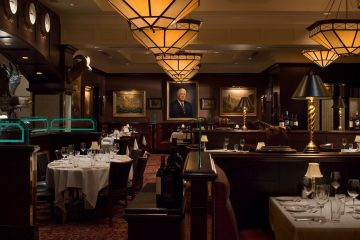 The Capital Grille dining room. (PRNewsFoto/The Capital Grille, Warren Jagger Photography)