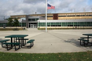 Carver High School of Engineering and Science plans to add seventh and eighth grades at the beginning of next year. (Emma Lee/WHYY)