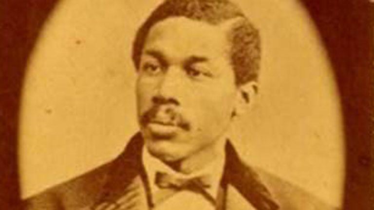 African-American activist Octavius Catto led the Pythians, Philadelphia's post Civil War, all-black baseball team