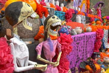 Penn Museum's annual Día de los Muertos celebration takes place Saturday