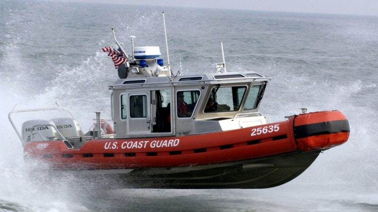 United States Coast Guard photo.