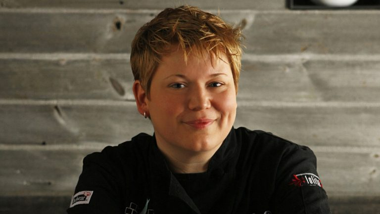 Chef Marcie Turney (Photo by Jason Varney)