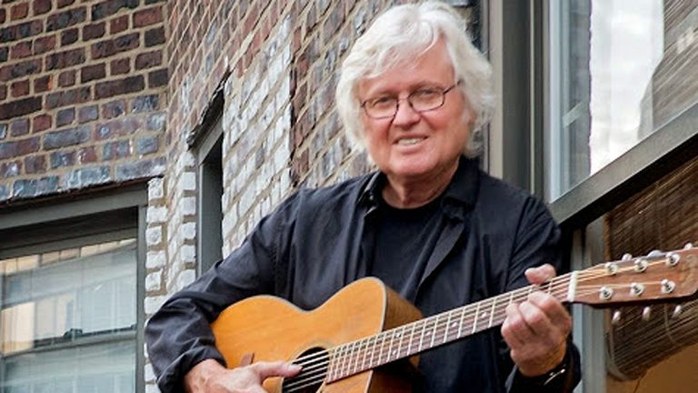Acclaimed singer-songwriter Chip Taylor (Image courtesy of Taylor)