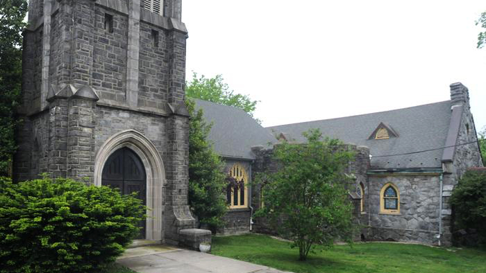 Church of the Evangel in Narberth (Walter McDonough)