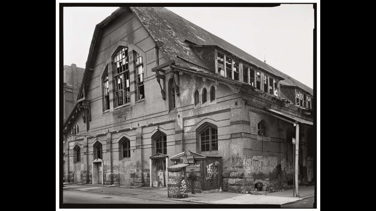 A photo from 'City Abandoned: Charting the Loss of Civic Institutions in Philadelphia' by Vincent Feldman (Image courtesy of Feldman)