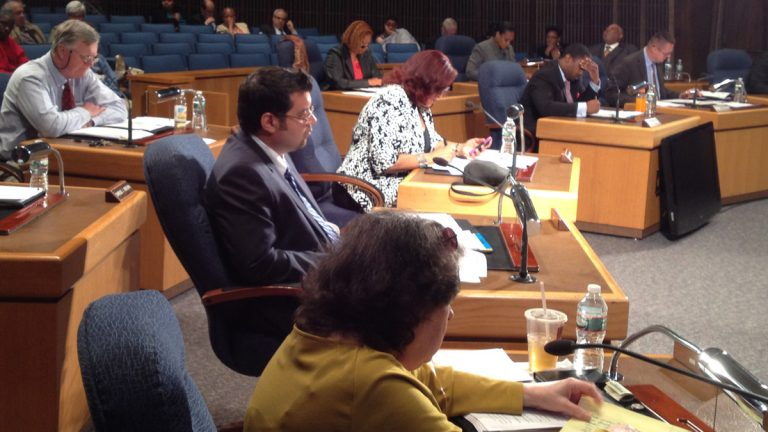 Wilmington City Council approved city operating budget with 7 to 6 vote.