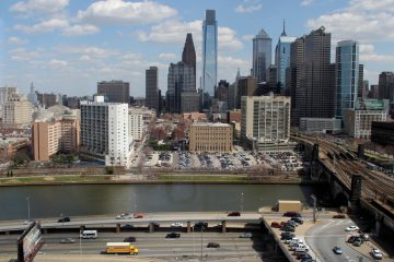 Philadelphia remains the poorest of the country's largest cities. (Emma Lee/WHYY)