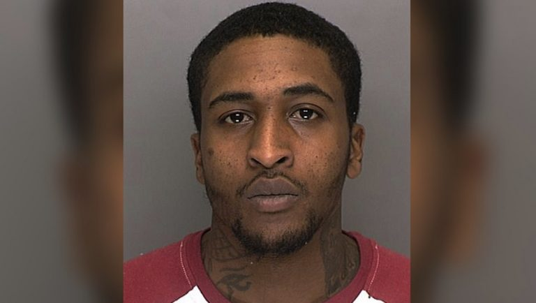28-year-old Clifton Morris was arrested Monday in relation to a shooting that took place in Manayunk in early Sept. (Courtesy of the Philadelphia Police Dept.)