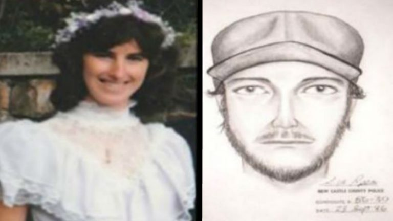 New Castle County Police hope a new web portal helps solve cold case homicides like the 1986 killing of Jane Prichard. (photo via NCCo Police)