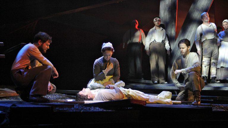 Opera Philadelphia stages