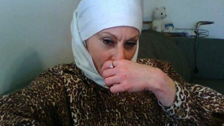 This image provided by the SITE Intelligence Group shows Colleen LaRose, an American woman from Pennsylvania known as 'Jihad Jane.' (AP Photo/SITE Intelligence Group)