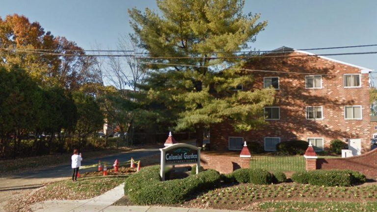 A UD student fought off an attack over the weekend here at the Colonial Gardens apartments on E. Main St. in Newark. (Image via Google Maps)