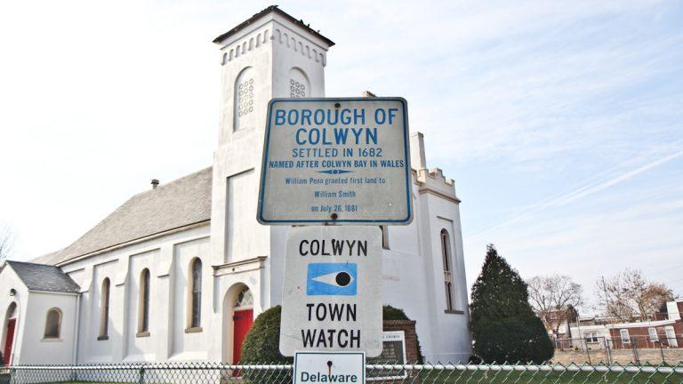 Colwyn borough