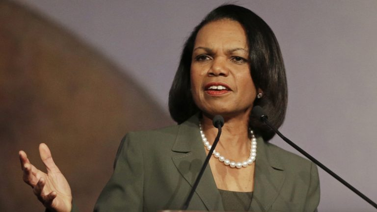 Secretary of State Condoleezza Rice. (AP Photo, file)