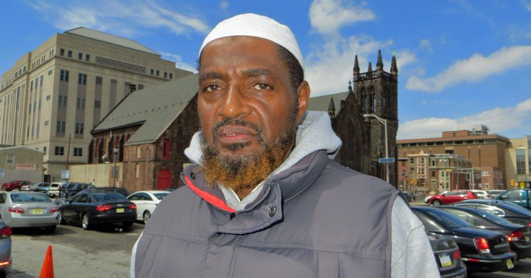 Medicare covered the costs when Darryl Conquest got bacterial pneumonia earlier this year. The 65-year-old has been out of prison for eight months. (Taunya English/WHYY)
