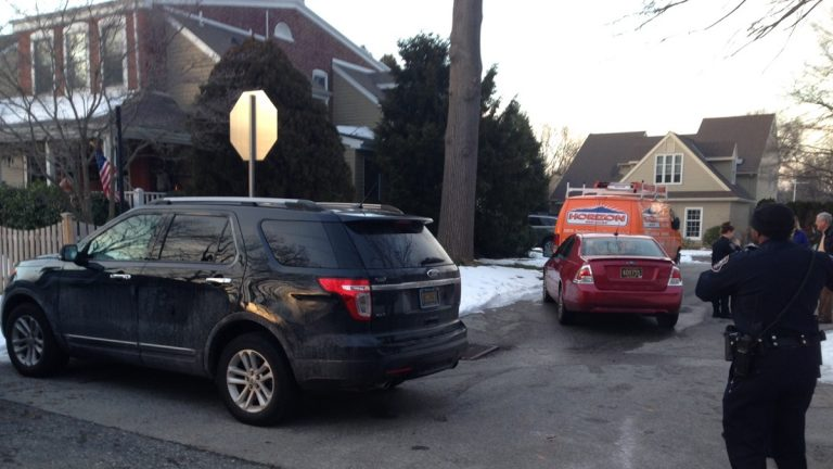 Sen. Coons' stolen Ford Explorer was recovered by Wilmington Police early Thursday evening. (John Jankowski/for NewsWorks)