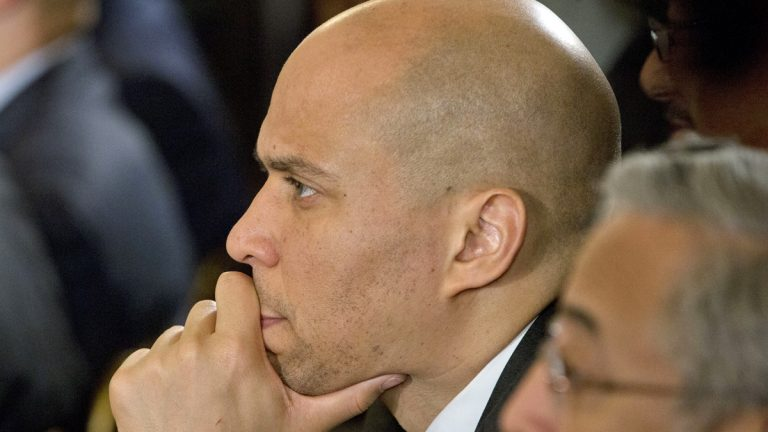 Sen. Cory Booker, D-N.J. (Pablo Martinez Monsivais/AP Photo)