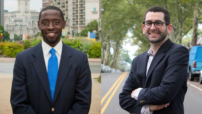 Isaiah Thomas (left) and George Matysik, (Images via voteisaiahthomas2015.com and georgematysik.com)