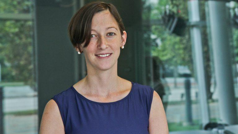 University of Pennsylvania researcher Danielle Bassett