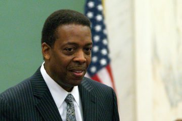 Darrel Clarke is the Philadelphia City Council president. (Nathaniel Hamilton/for NewsWorks, file)