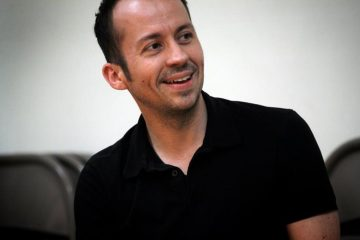 Storyteller David Crabb
