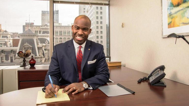 Councilman Derek Green wants Philadelphia to be ready for medical marijuana when dispensaries begin opening. (Philadelphia City Council photo)