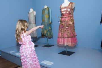Ignite your passion for fashion at the new exhibit