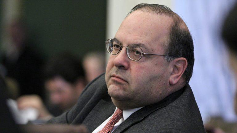 Philadelphia City Councilman Allan Domb. (Emma Lee/WHYY)