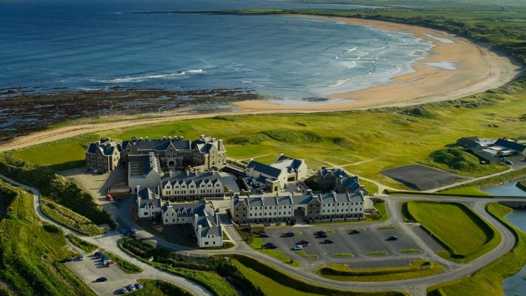 Trump International Golf Links and Hotel in Doonbeg