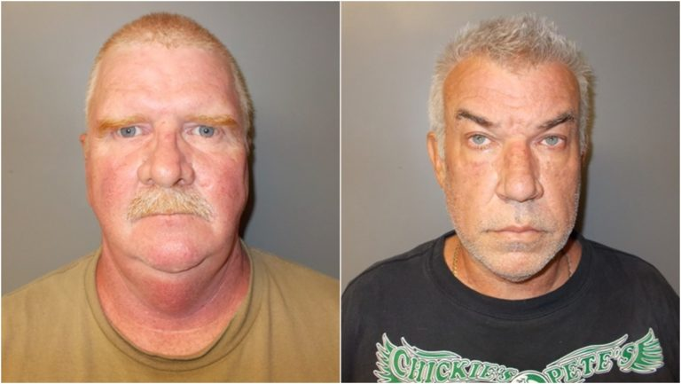 Steve Moore and Mark Cavill face stronger penalties under a new law signed earlier this year.(Del. Dept. of Justice)