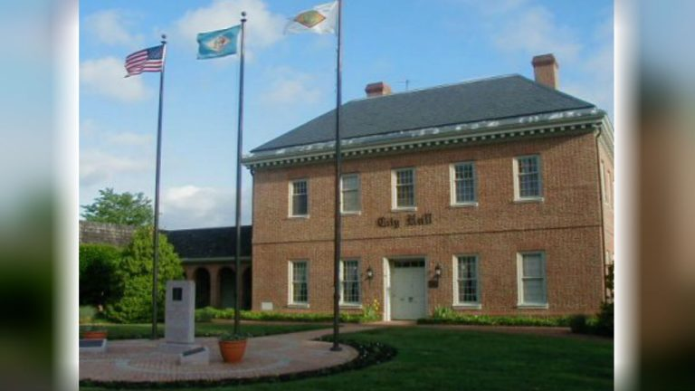 The mayor's office inside Dover's City Hall could soon be restructured. (photo courtesy City of Dover)