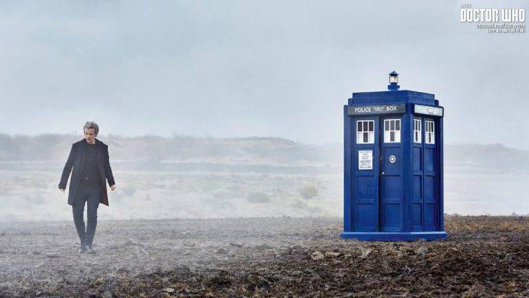 Doctor Who (courtesy/facebook.com/DoctorWho)