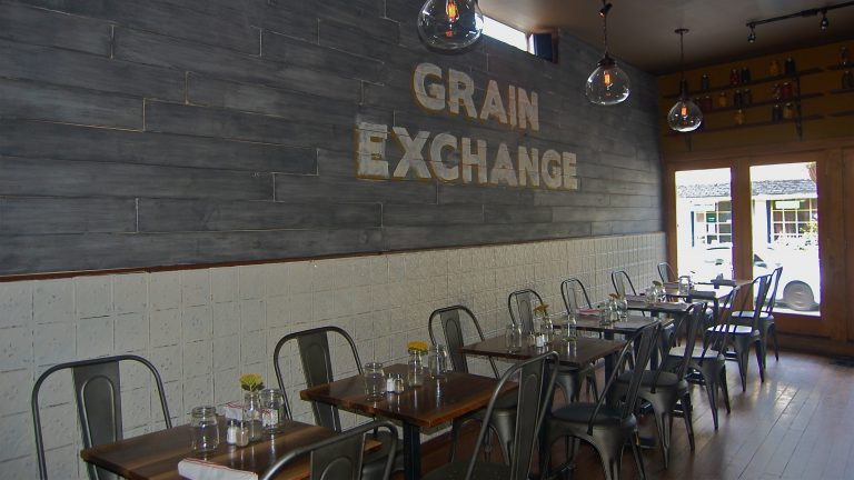 Cresheim Valley Grain Exchange is located at 7152 Germantown Ave. in Mt. Airy. (Emily Brooks/for NewsWorks)