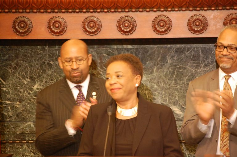Helen Haynes, thew new Chief Cultural Officer for the City of Philadelphia.