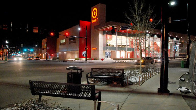 The Target Store was the anchor of East Liberty's TRID plan, though the store went in well before the TRID was officially created in late 2013.  (Photo via Flickr by BeyondDC)
