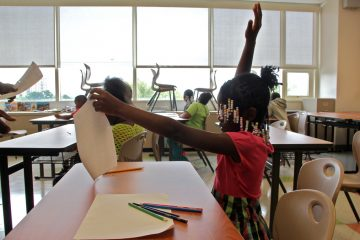 The Pennsylvania State Education Association says standardized test scores dropped in reading and math for third- through sixth-graders in school years 2010-11 through 2012-13.(Emma Lee/WHYY)