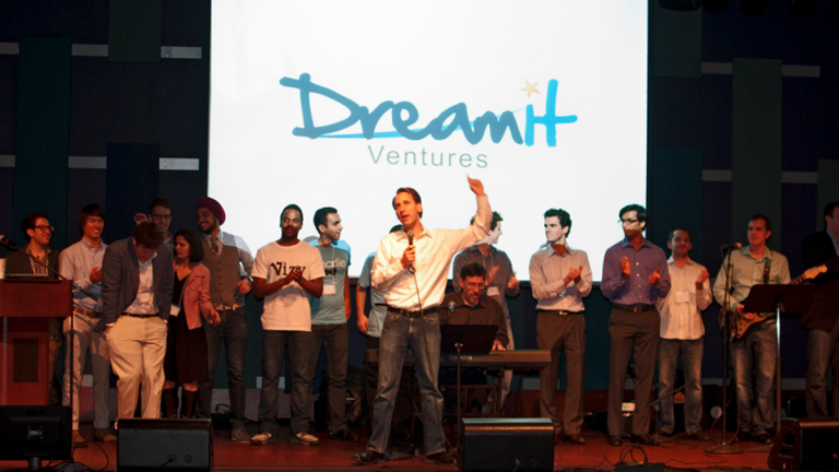 DreamIt Ventures runs training camps for entrepreneurs. It is kicking off its third health care accelerator in Philadelphia. (Electronic image via dreamit.com)