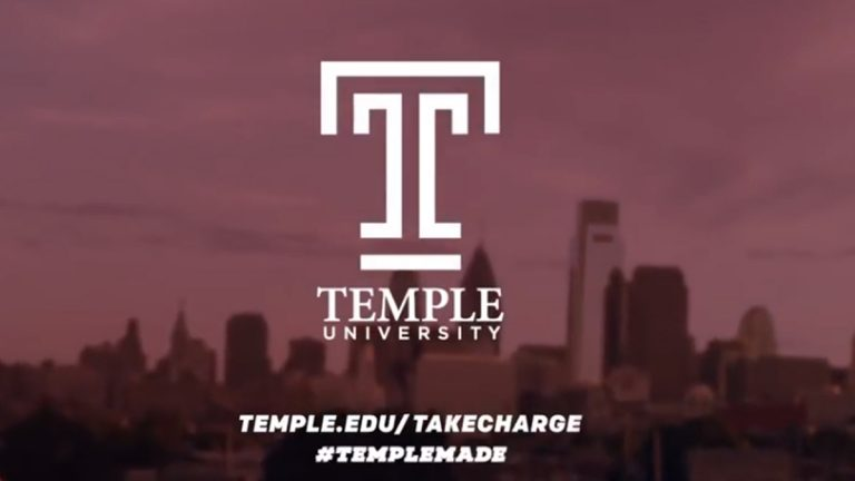 (Electronic image via Temple.edu/takecharge)